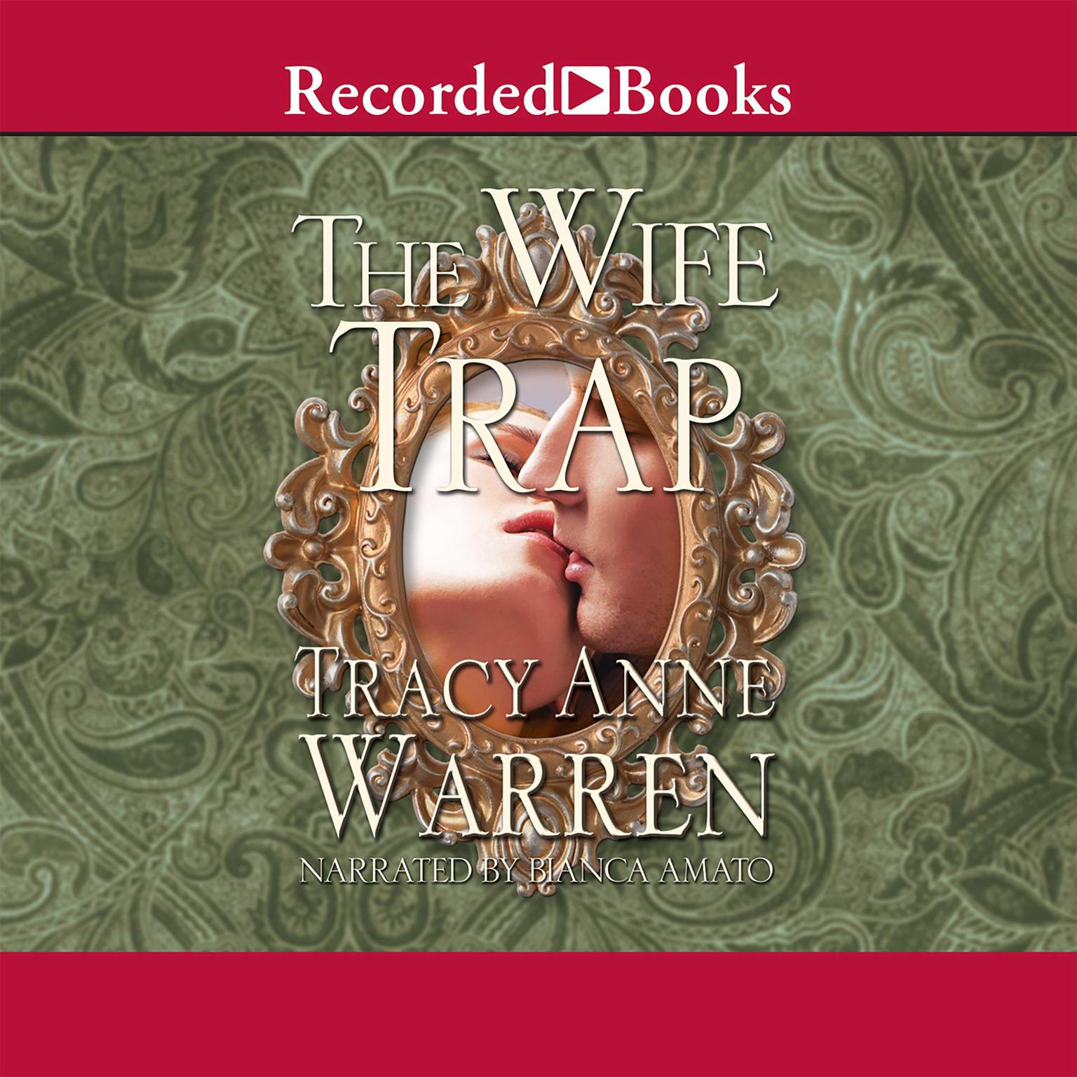 Printable The Wife Trap Audiobook Cover Art