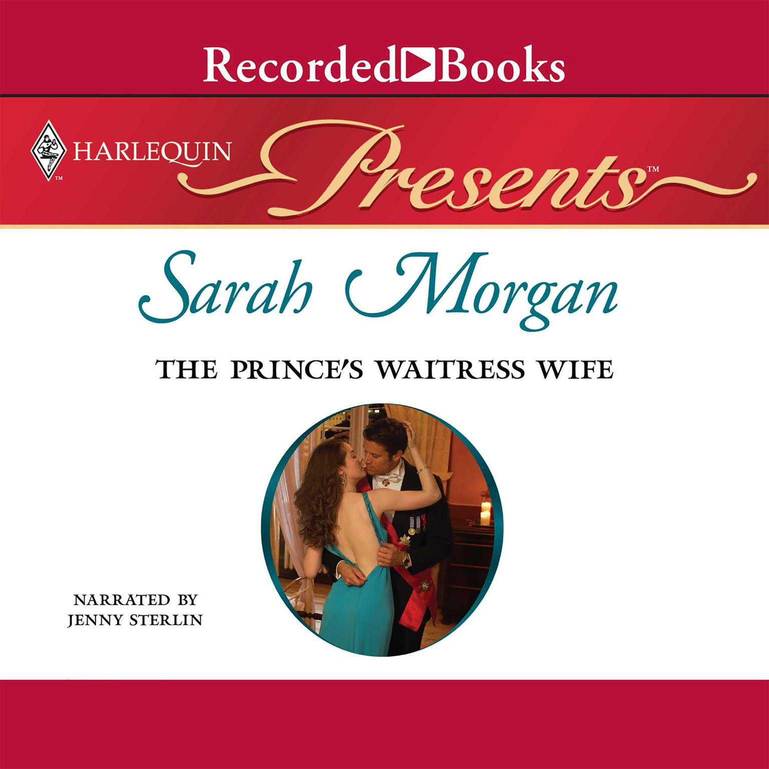 Printable The Prince's Waitress Wife Audiobook Cover Art