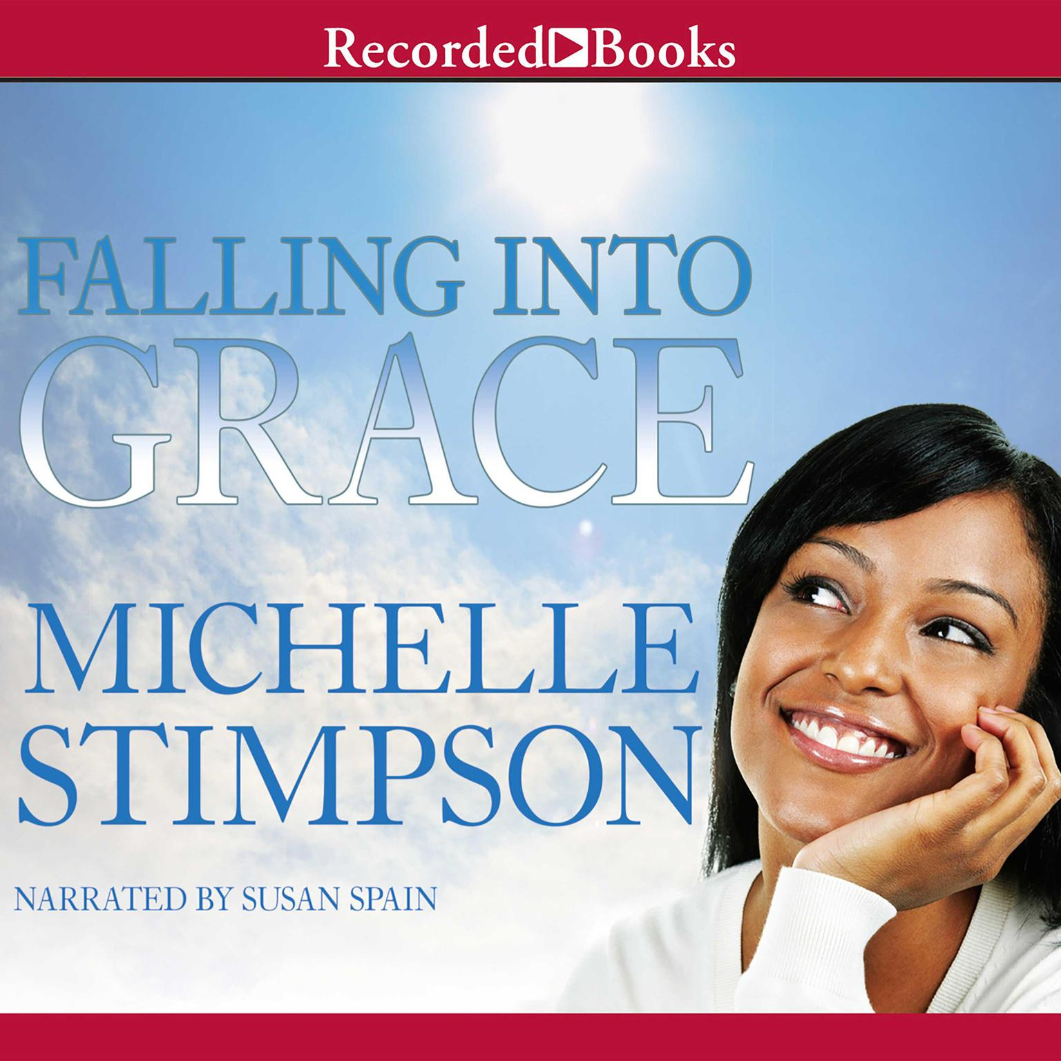 Printable Falling into Grace Audiobook Cover Art