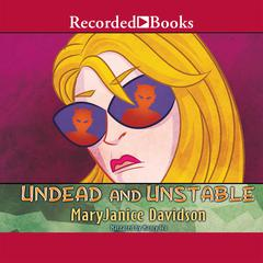 Undead and Unstable Audiobook, by MaryJanice Davidson