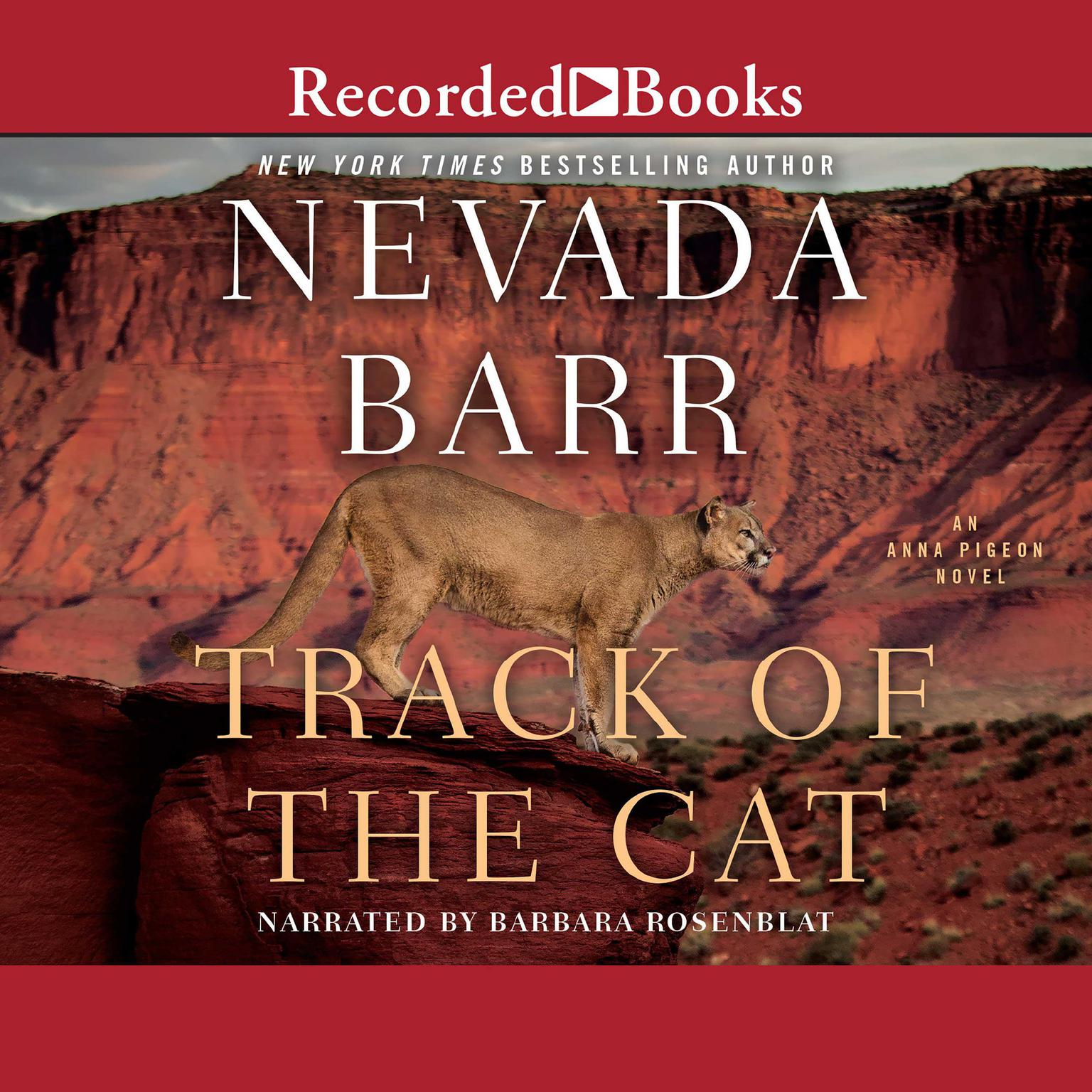 Printable Track of the Cat Audiobook Cover Art