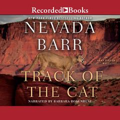 Track of the Cat Audiobook, by Nevada Barr