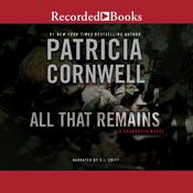 All That Remains Audiobook, by Patricia Cornwell