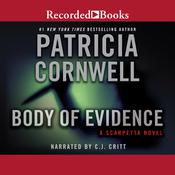 Body of Evidence, by Patricia Cornwel