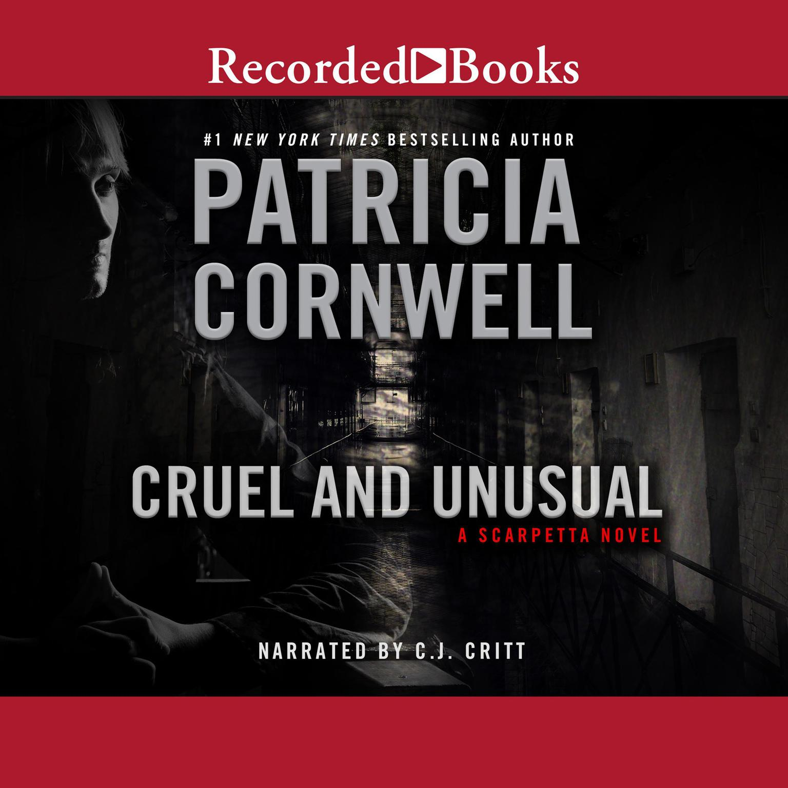 Printable Cruel and Unusual Audiobook Cover Art