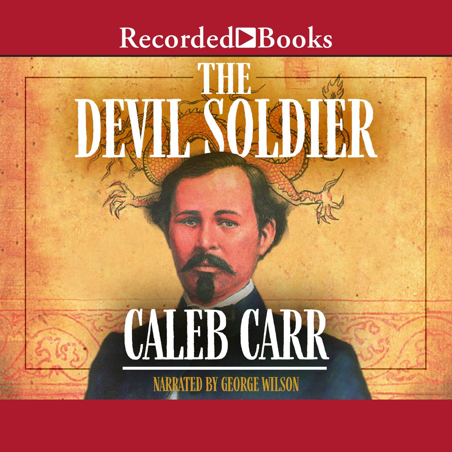 Printable The Devil Soldier Audiobook Cover Art