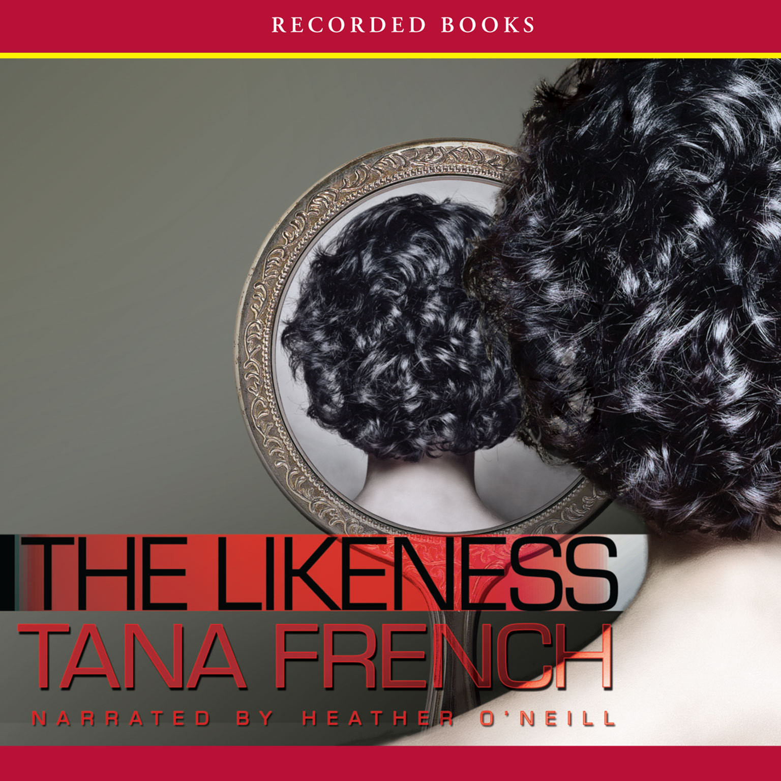 Printable The Likeness Audiobook Cover Art