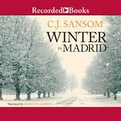 Winter in Madrid Audiobook, by C. J. Sansom