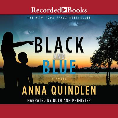 Black and Blue Audiobook, by Anna Quindlen