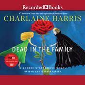 Dead in the Family Audiobook, by Charlaine Harris