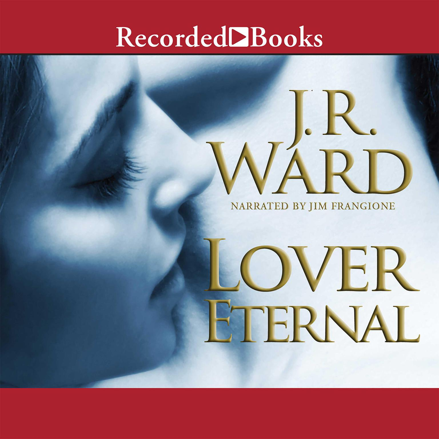 Printable Lover Eternal Audiobook Cover Art
