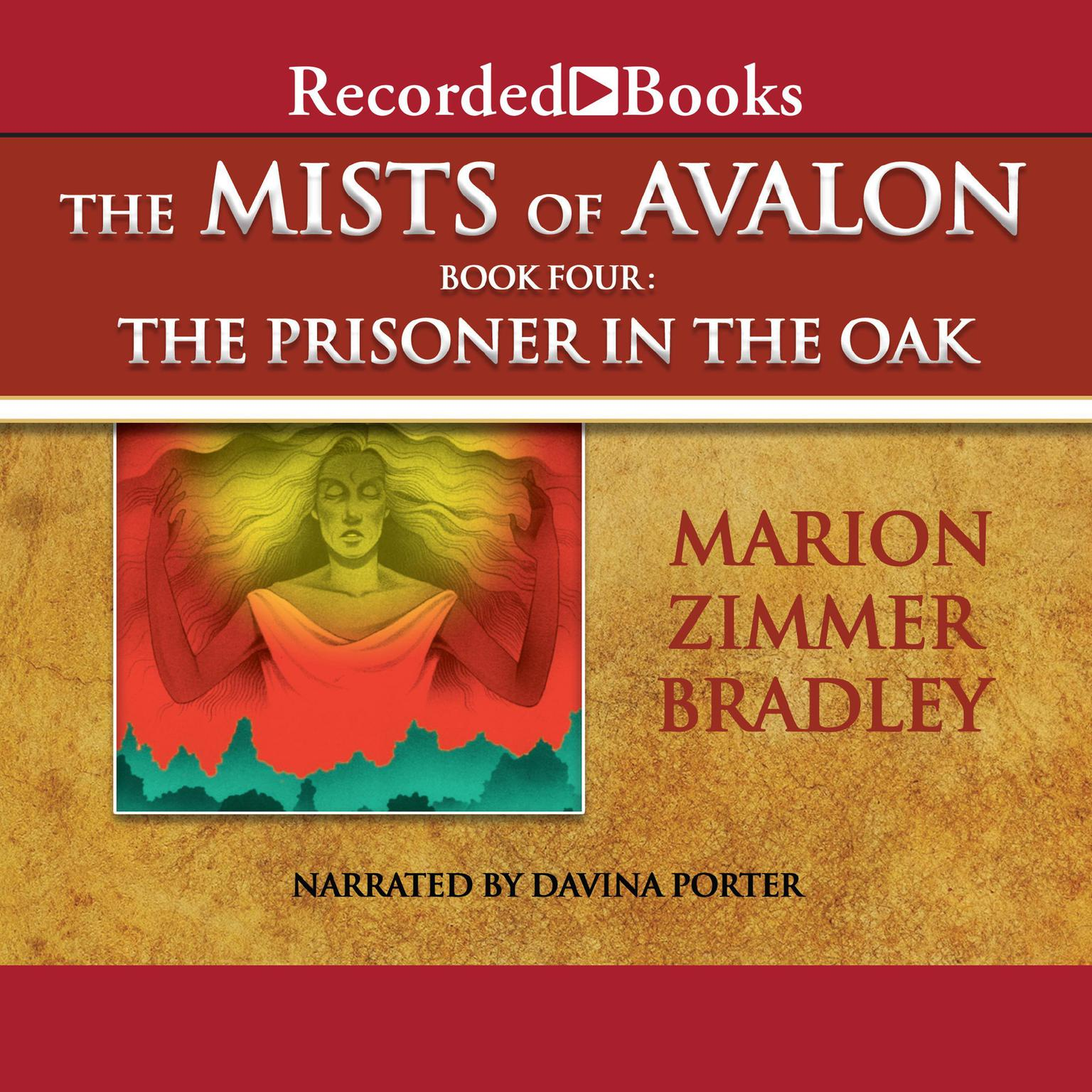 Printable The Prisoner in the Oak Audiobook Cover Art