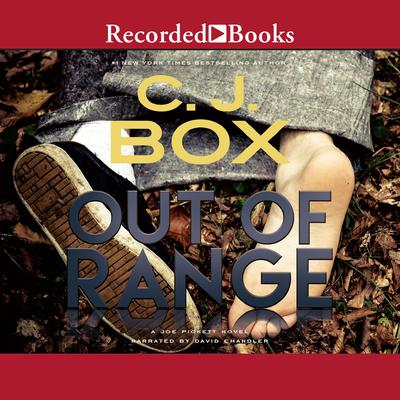 Out of Range Audiobook, by C. J. Box
