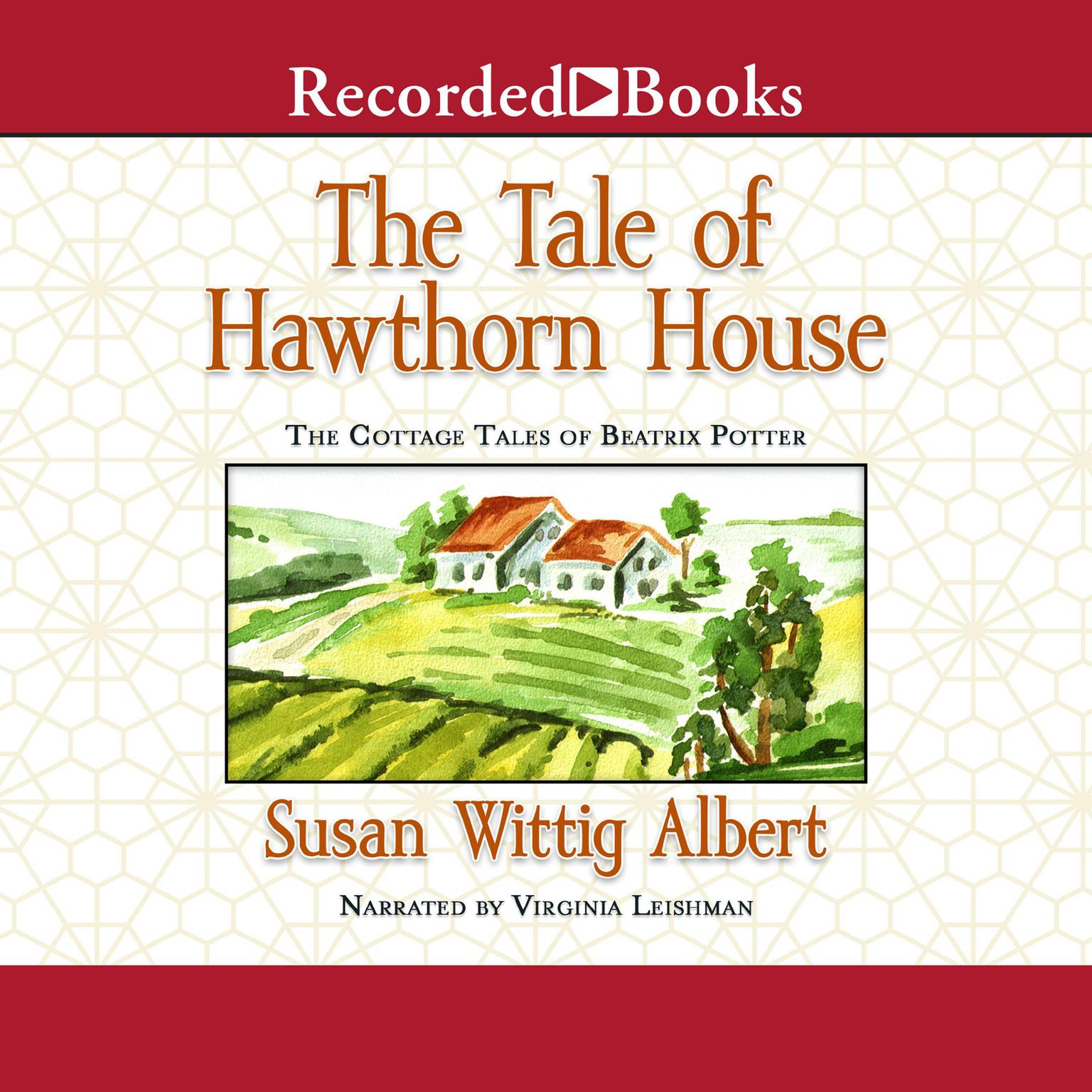 Printable The Tale of Hawthorn House Audiobook Cover Art