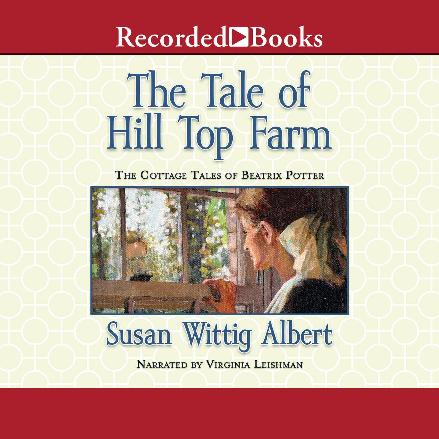 Printable The Tale of Hill Top Farm Audiobook Cover Art
