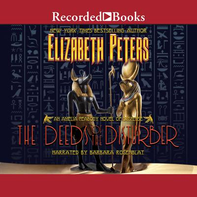 The Deeds of the Disturber Audiobook, by