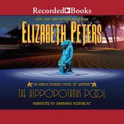 The Hippopotamus Pool Audiobook, by Elizabeth Peters