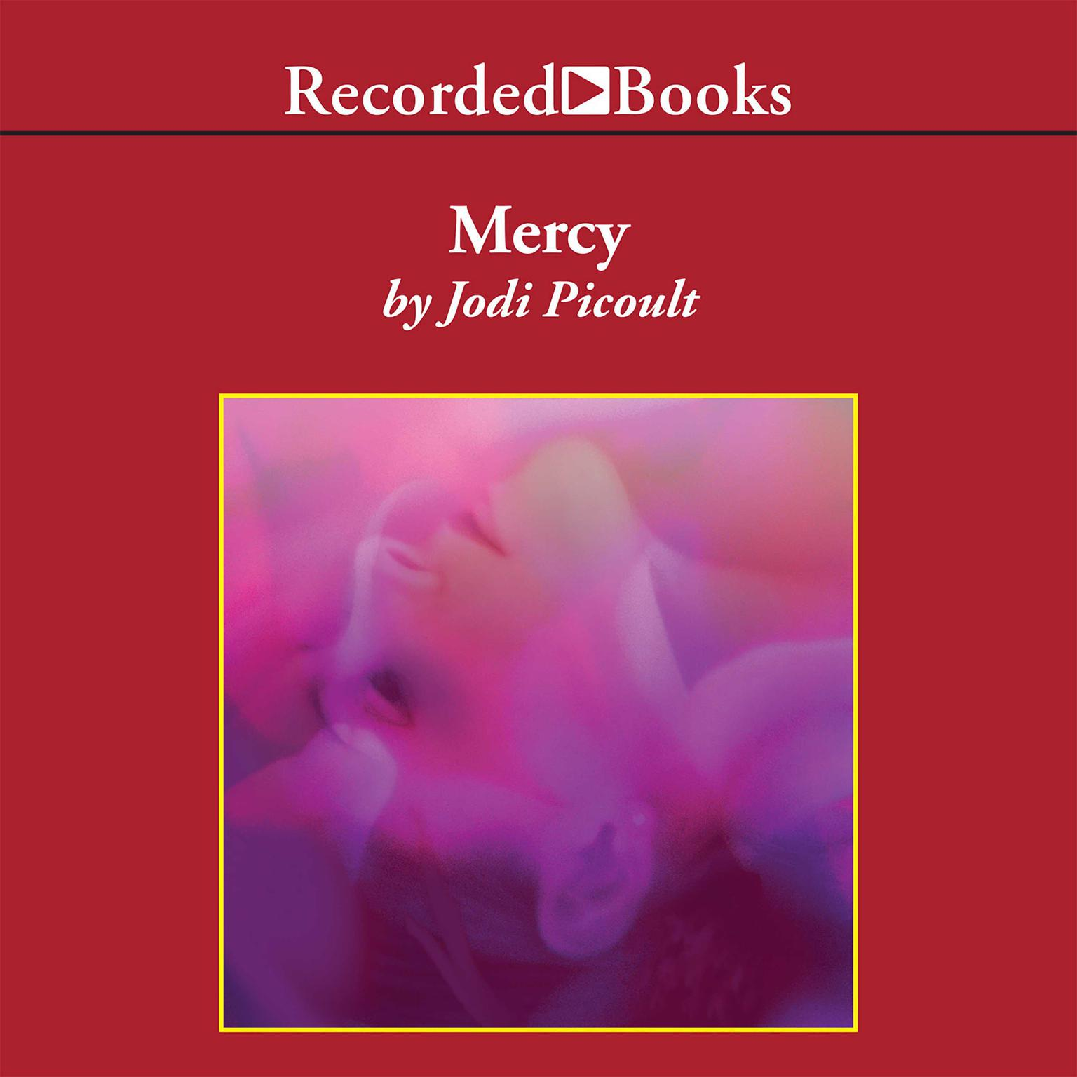 Printable Mercy Audiobook Cover Art