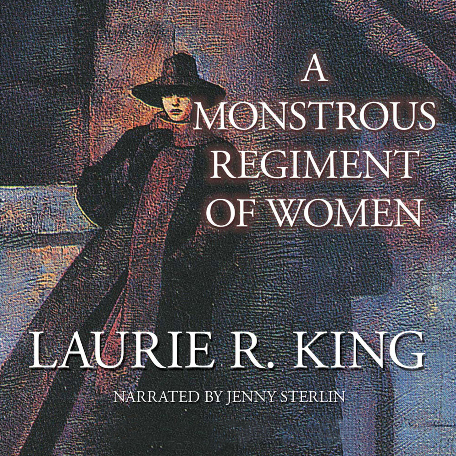 Printable A Monstrous Regiment of Women Audiobook Cover Art