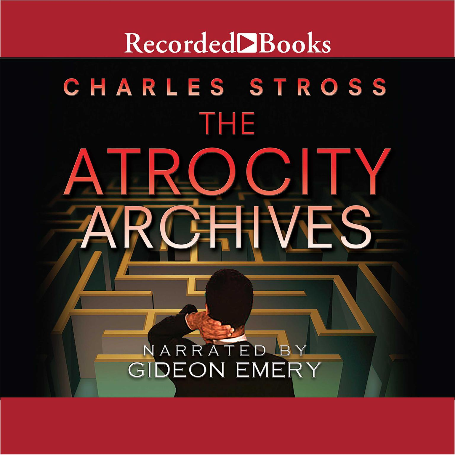 Printable The Atrocity Archives Audiobook Cover Art