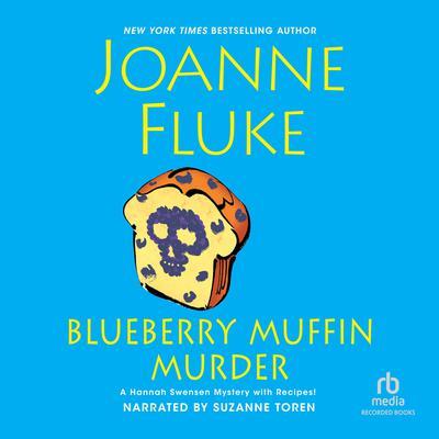 Blueberry Muffin Murder Audiobook, by Joanne Fluke