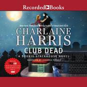 Club Dead Audiobook, by Charlaine Harris