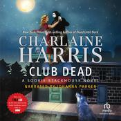 Club Dead, by Charlaine Harri