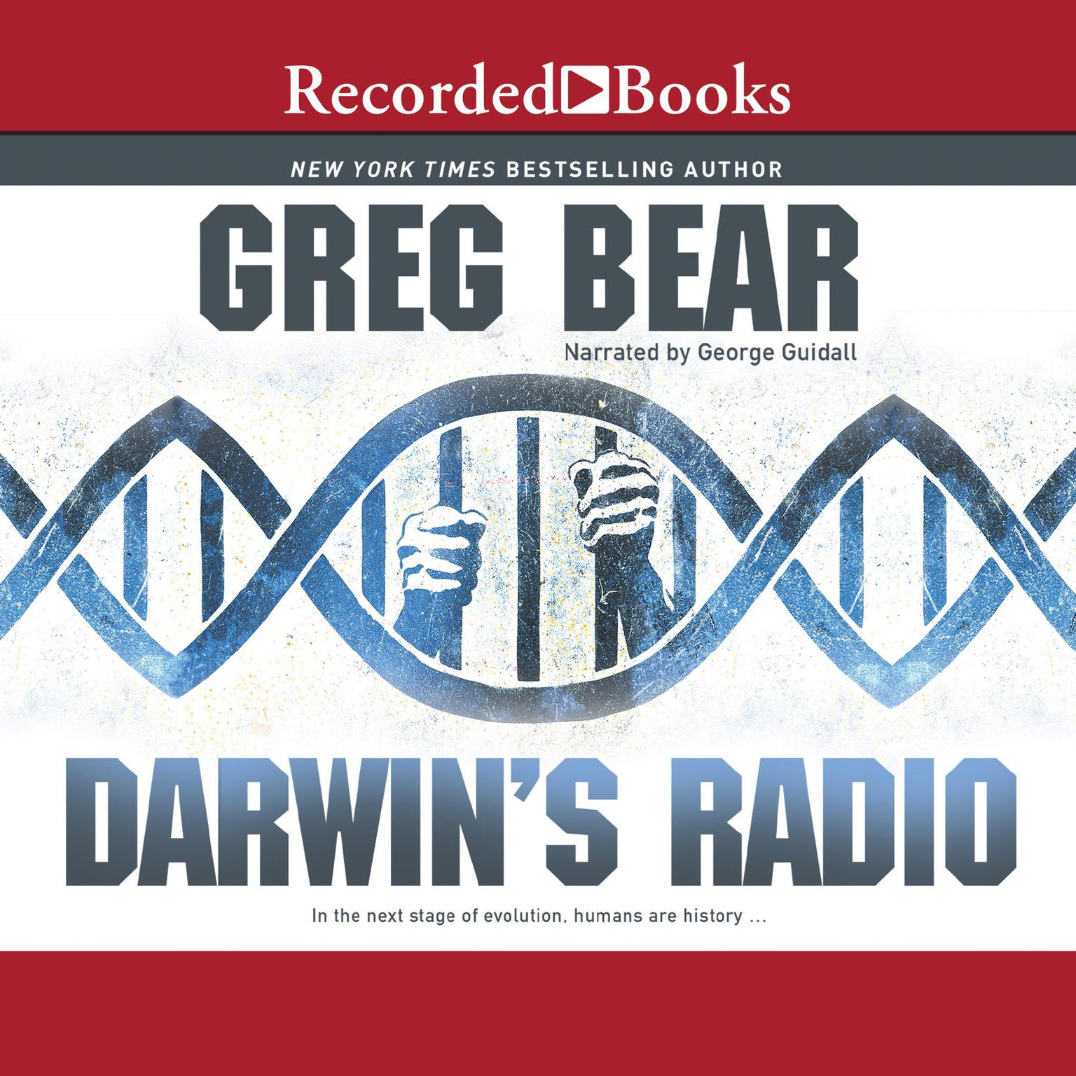 Printable Darwin's Radio Audiobook Cover Art
