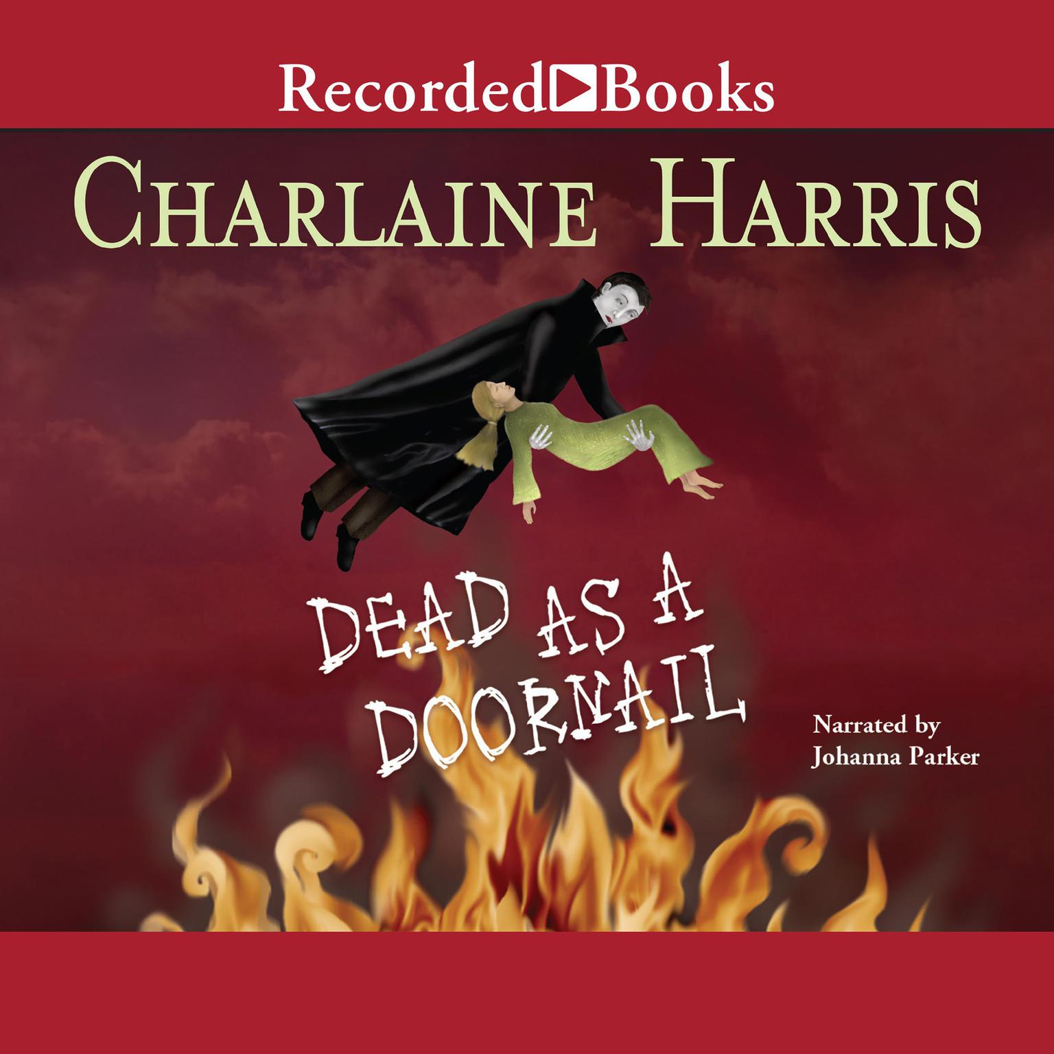 Printable Dead As a Doornail: A Southern Vampire Mystery Audiobook Cover Art