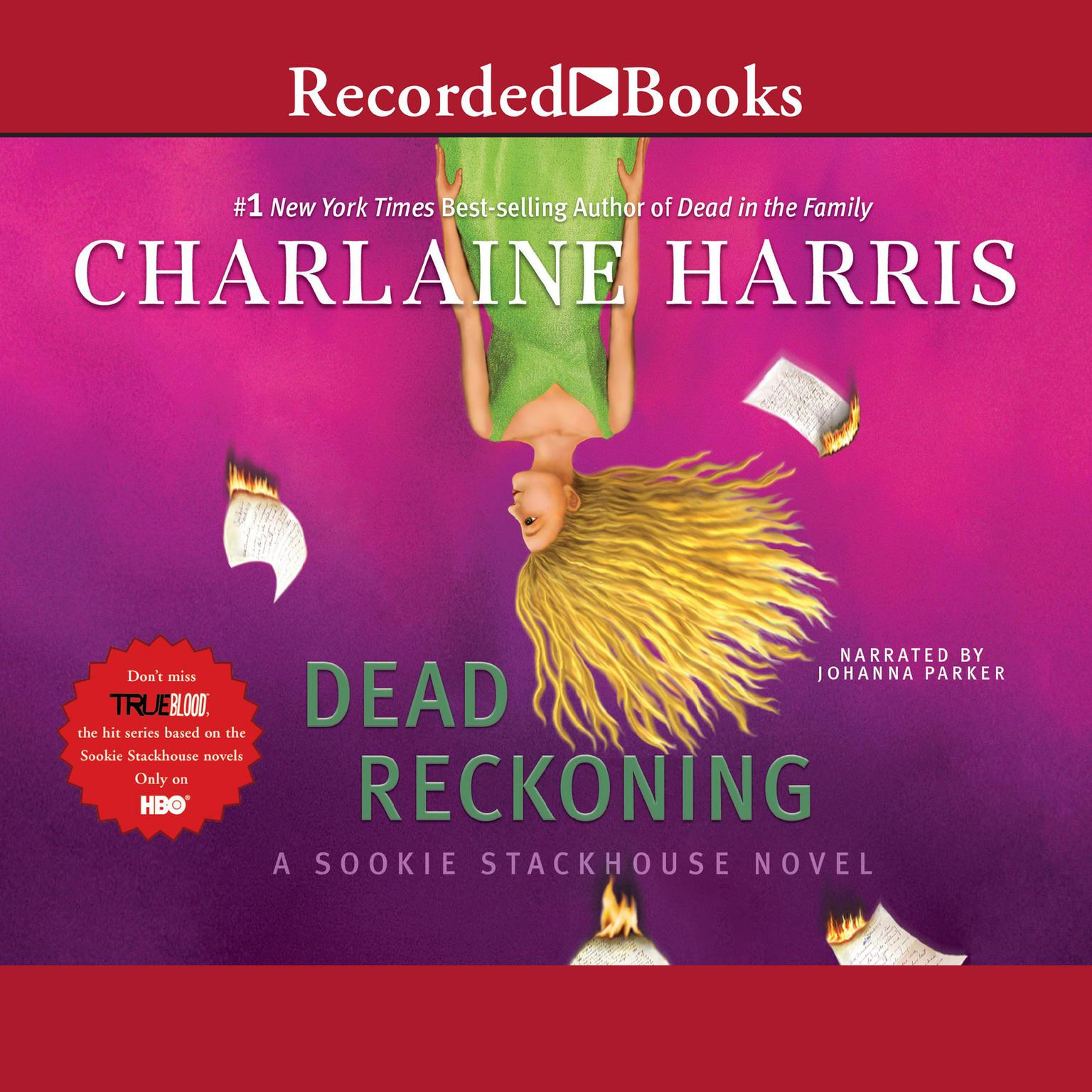 Printable Dead Reckoning Audiobook Cover Art