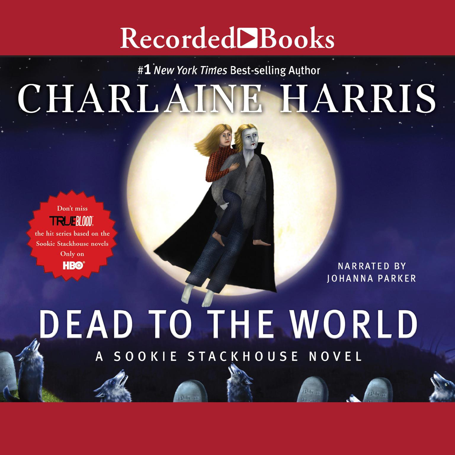 Printable Dead to the World Audiobook Cover Art