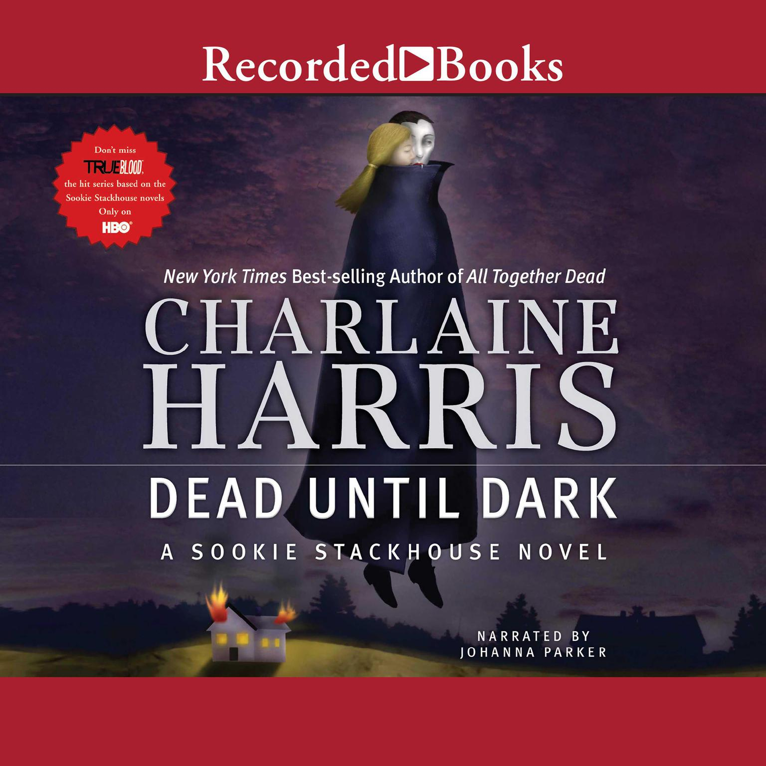 Printable Dead Until Dark Audiobook Cover Art