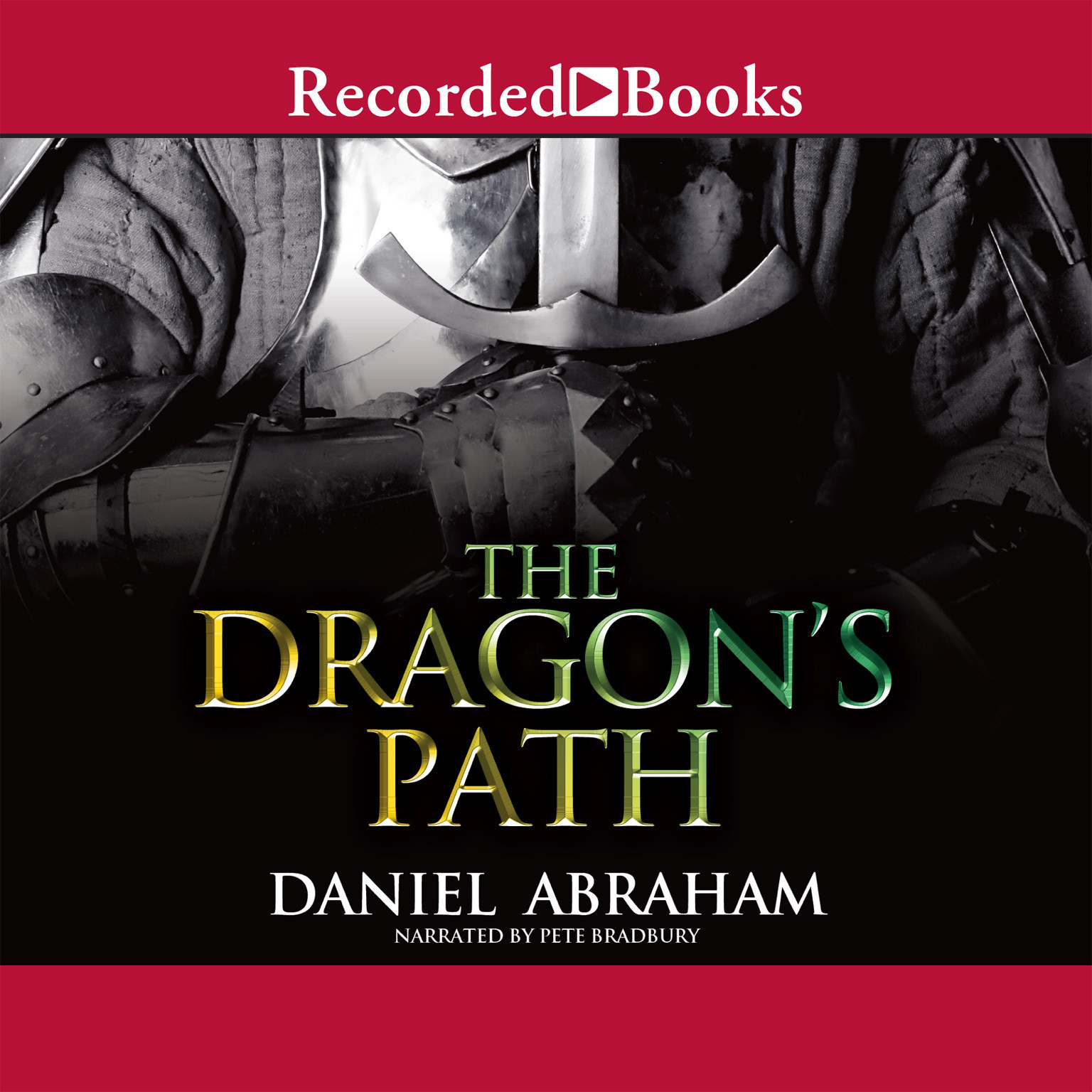 Printable The Dragon's Path Audiobook Cover Art