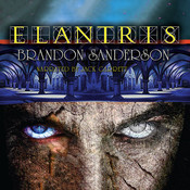 Elantris, by Brandon Sanderso