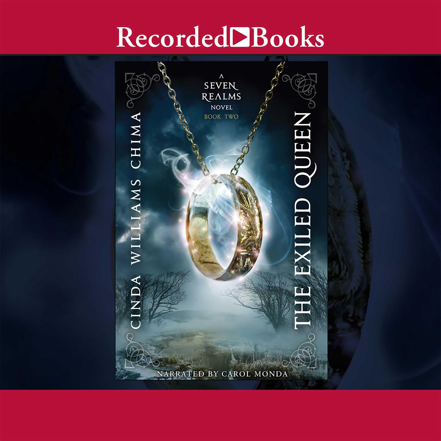 Printable The Exiled Queen Audiobook Cover Art