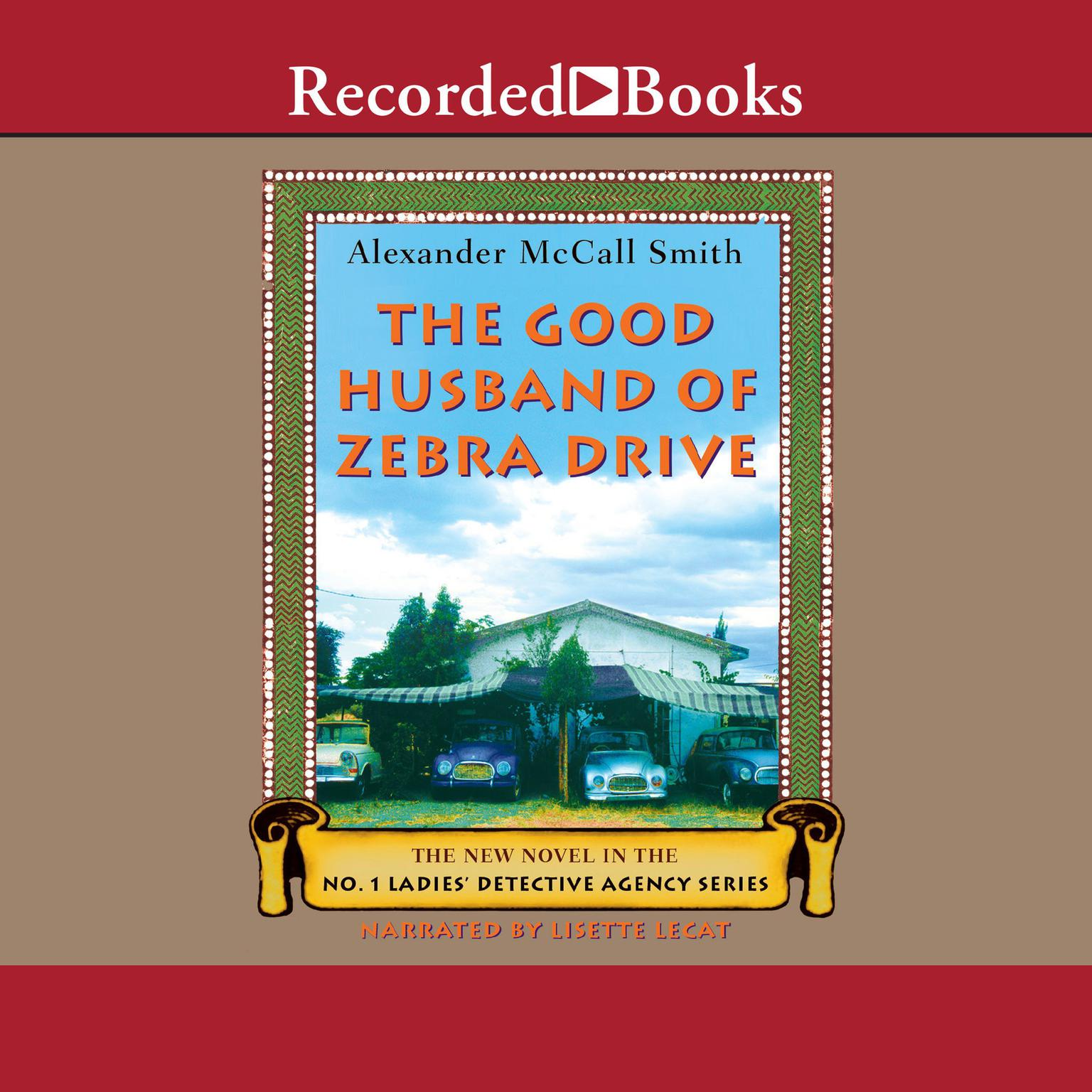 Printable The Good Husband of Zebra Drive Audiobook Cover Art
