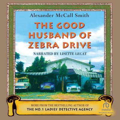 The Good Husband of Zebra Drive Audiobook, by
