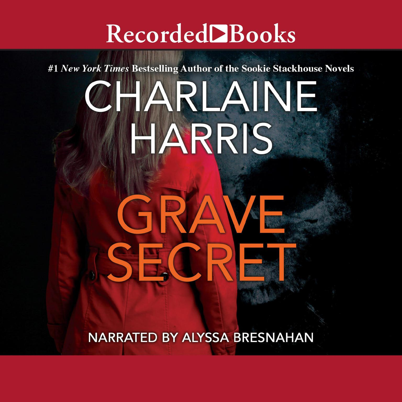 Printable Grave Secret Audiobook Cover Art