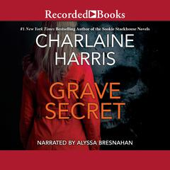 Grave Secret Audiobook, by Charlaine Harris
