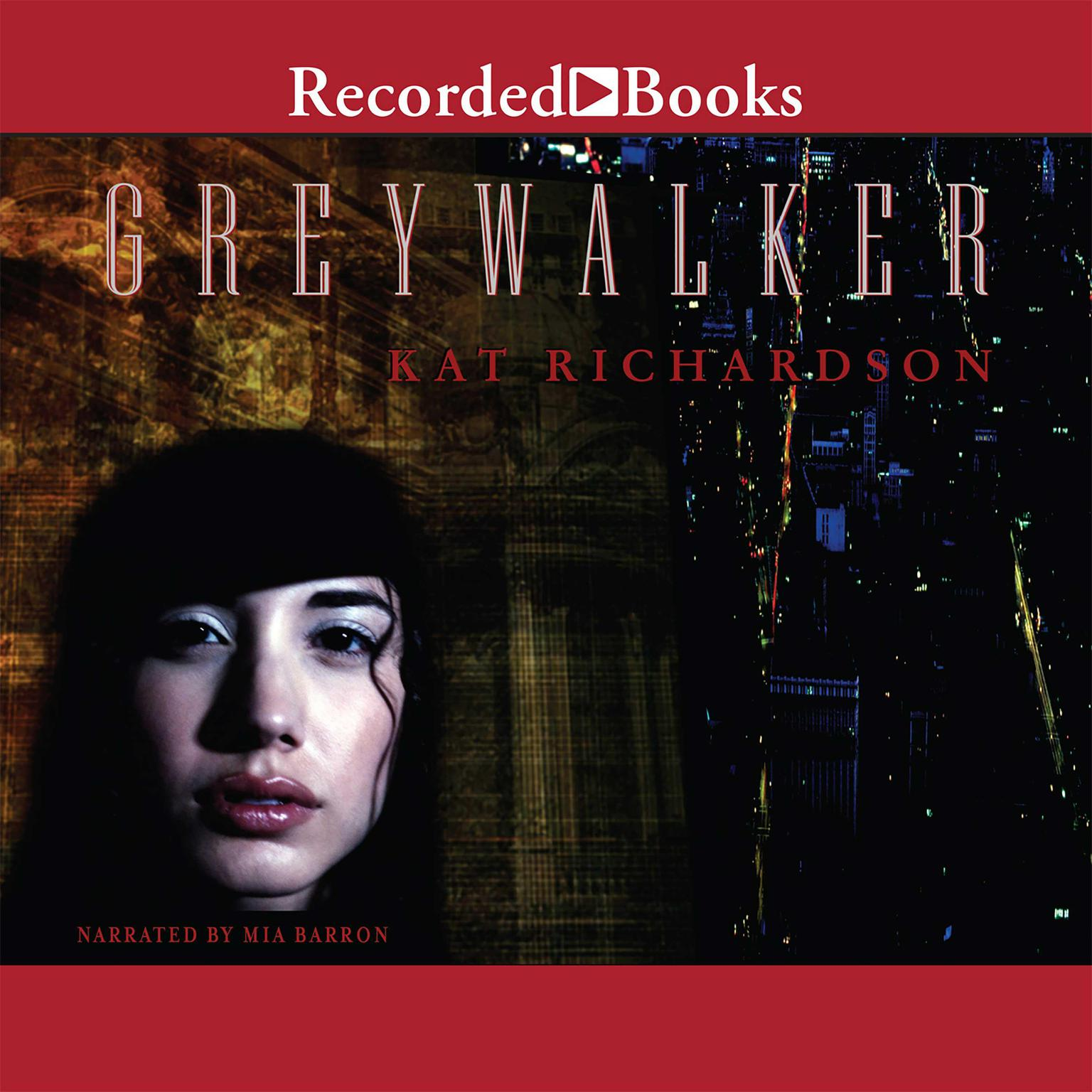 Printable Greywalker Audiobook Cover Art