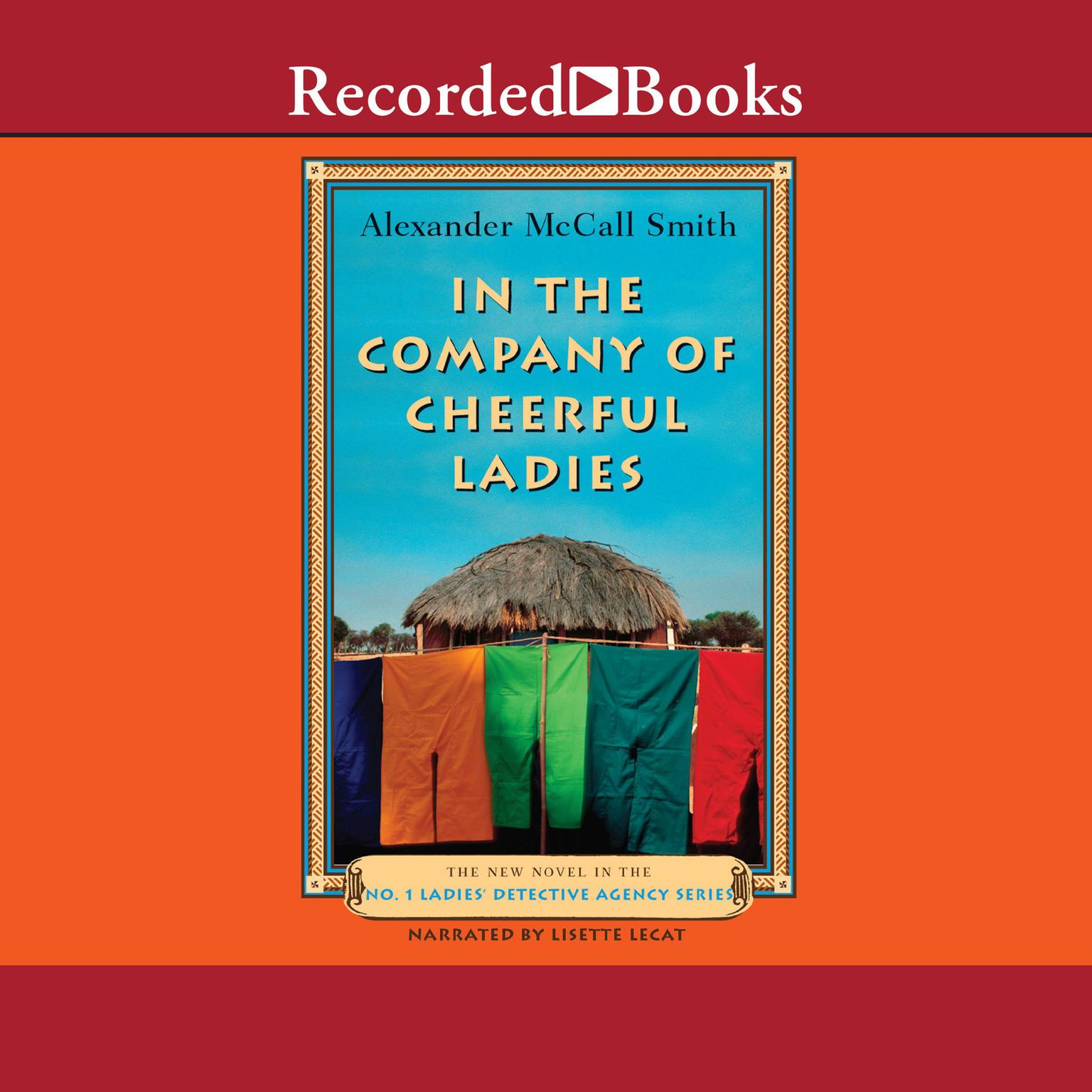 Printable In the Company of Cheerful Ladies Audiobook Cover Art