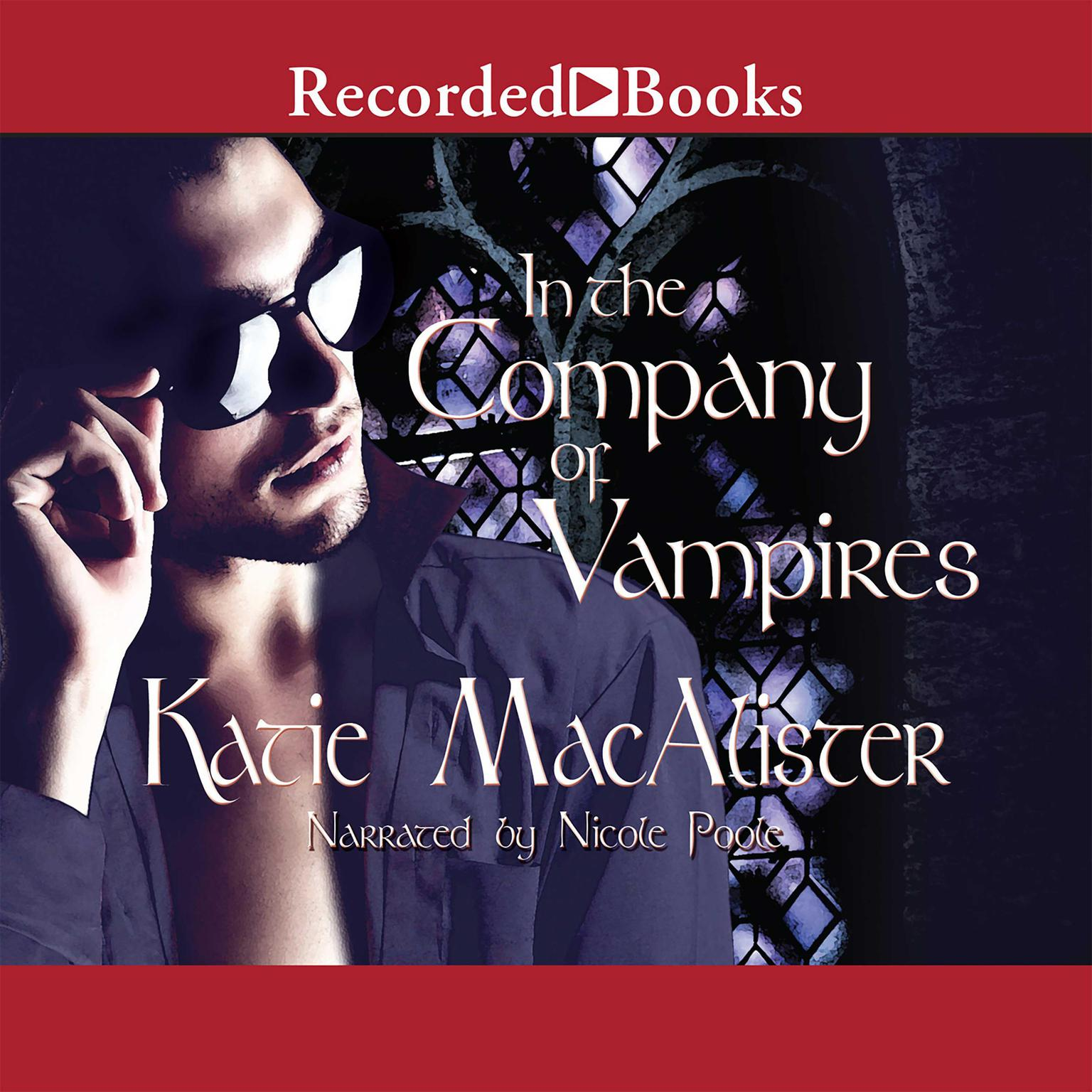 Printable In the Company of Vampires Audiobook Cover Art
