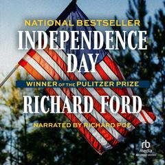 Independence Day Audiobook, by Richard Ford
