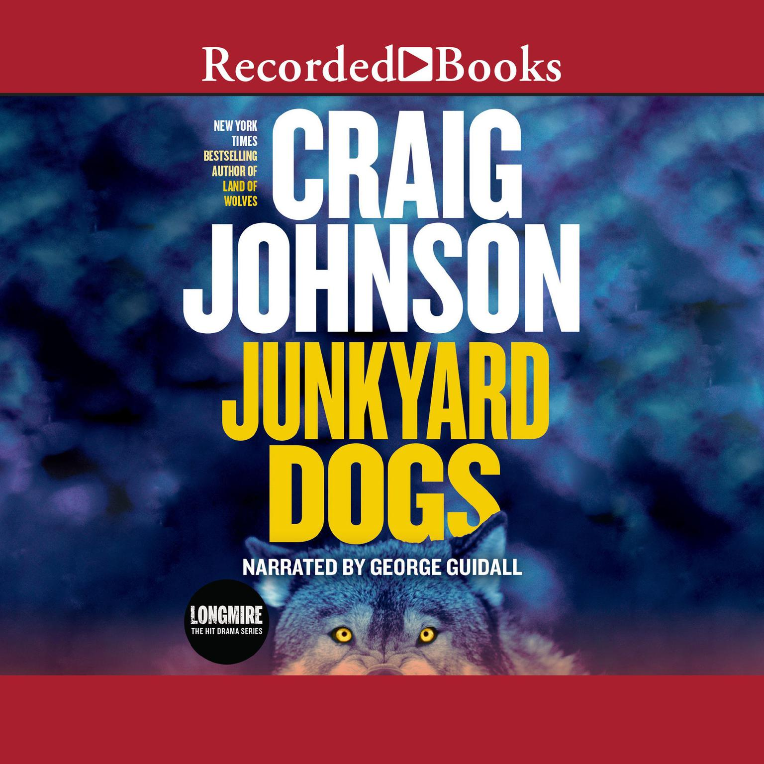 Printable Junkyard Dogs Audiobook Cover Art