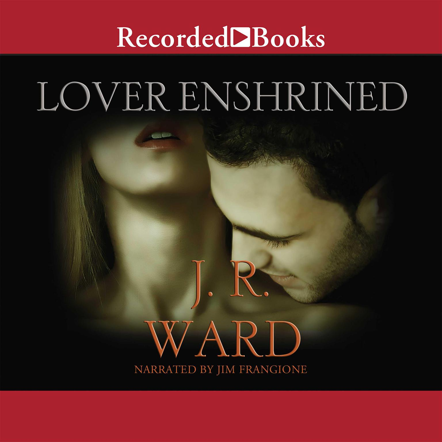 Printable Lover Enshrined Audiobook Cover Art