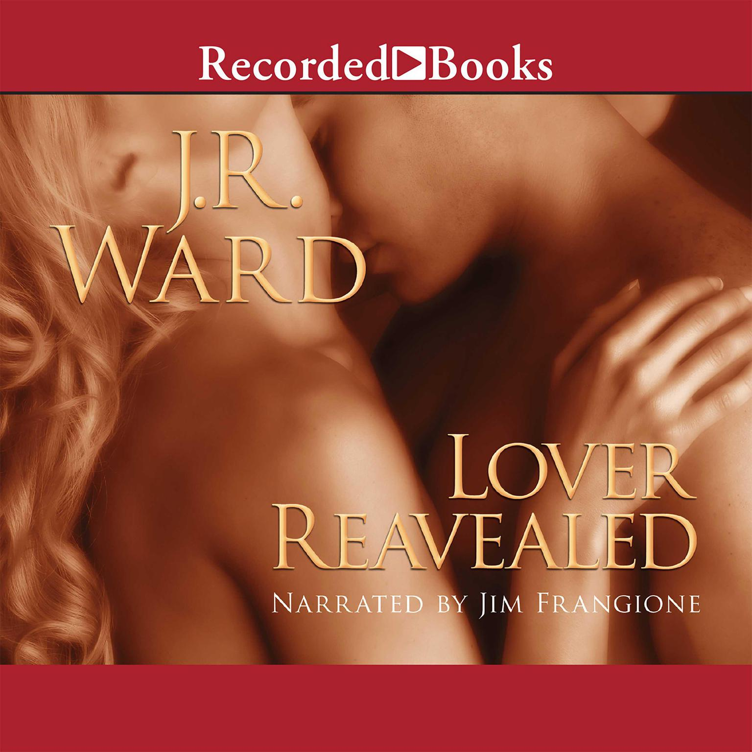 Printable Lover Revealed Audiobook Cover Art