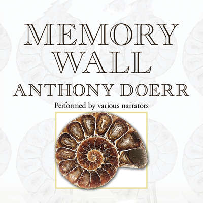 Memory Wall: Stories Audiobook, by Anthony Doerr