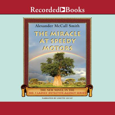 The Miracle at Speedy Motors Audiobook, by