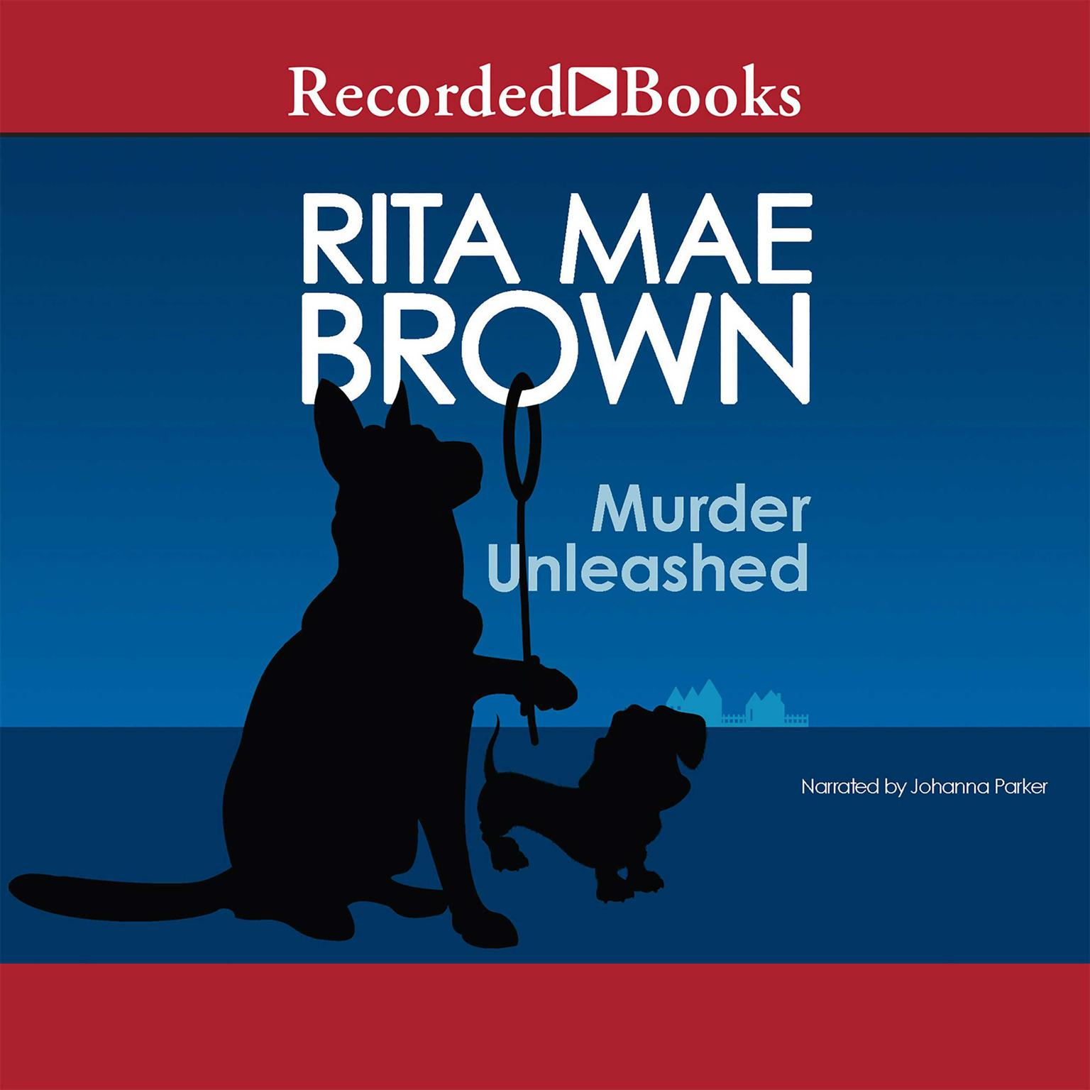 Printable Murder Unleashed Audiobook Cover Art