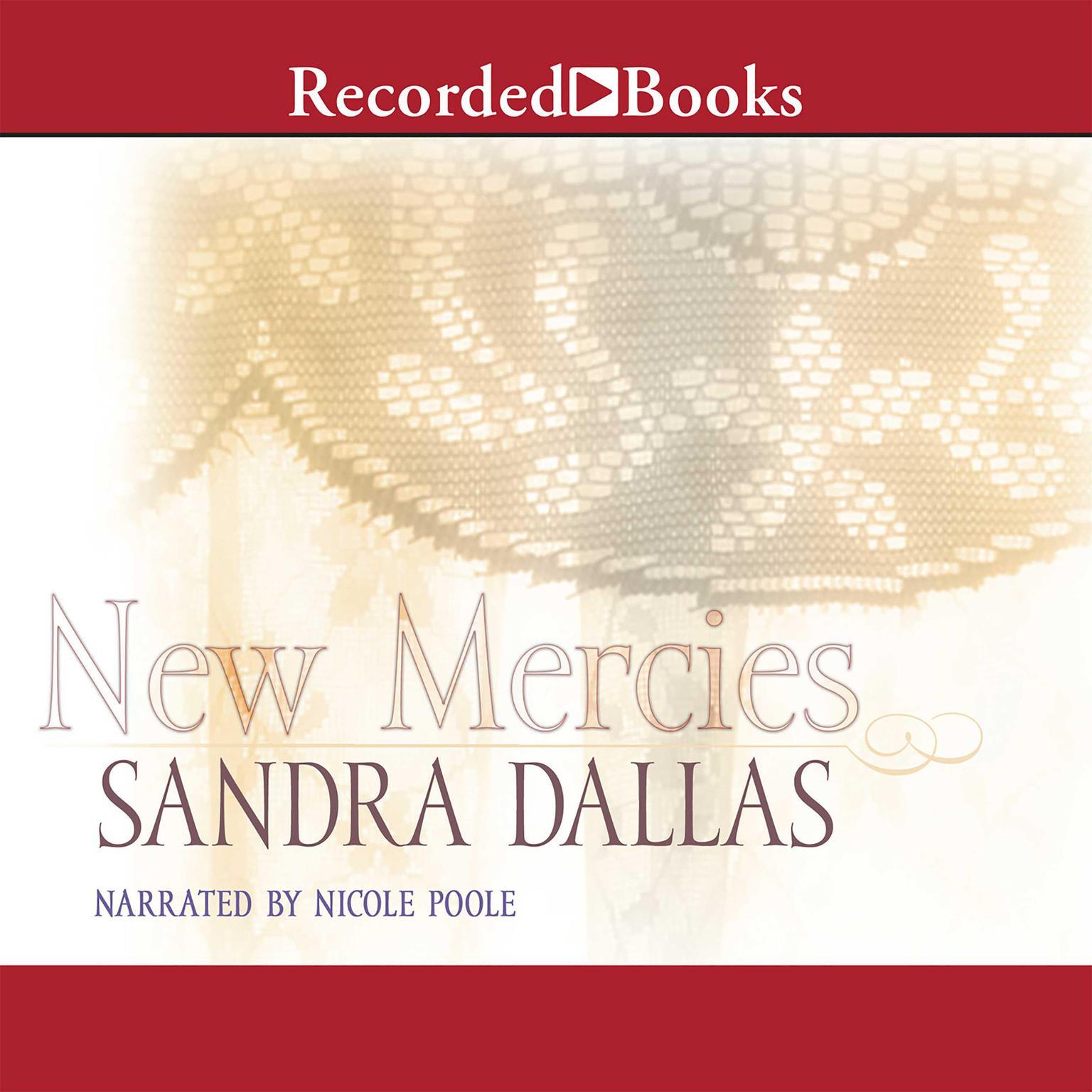 Printable New Mercies Audiobook Cover Art